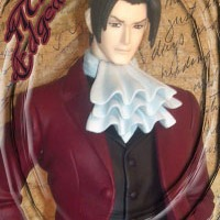 Miles Edgeworth 1/10 scale Gyakuten Kenji