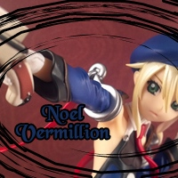 Noel Vermillion Hobby Japan 1/8 Scale