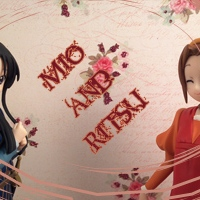 Ritsu Tainaka and Mio Akiyama, Romeo and Juliet Version