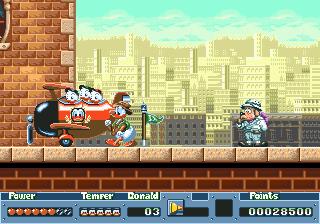 [Análise Retro Game] - QuackShot estrelando Pato Donald - Mega Drive 422676-quackshot-starring-donald-duck-genesis-screenshot-you-can