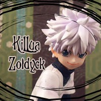 Killua Zoldyck DX Banpresto