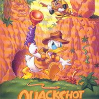 Classic Game Review - Disney's Quackshot (Sega Genesis)