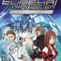 Anime Games 2: Eureka Seven The New Wave (PS2)