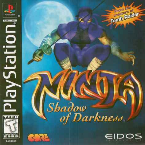Ninja Shadow of Darkness Art