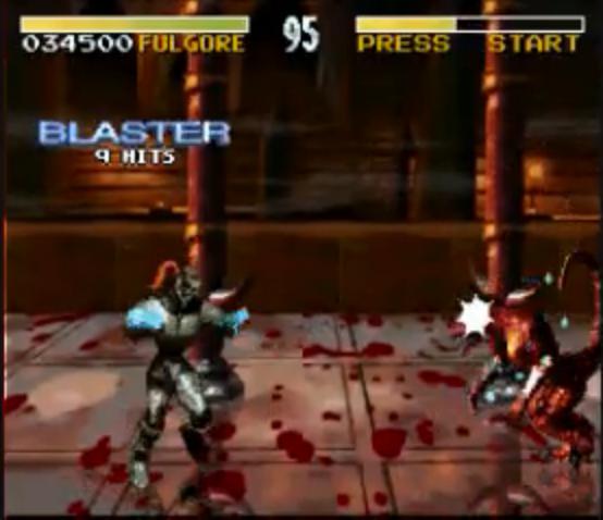 Killer Instinct for the SNES