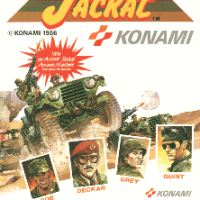 Console Classics: Jackal (NES Review) Score 9/10