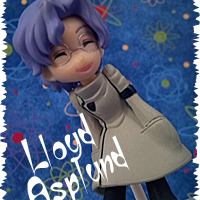 Tiny Treasure Lloyd Asplund