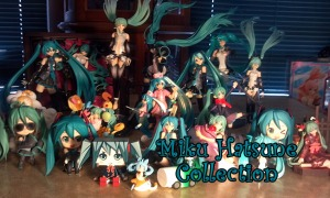 Collection Within A Collection: Hatsune Miku