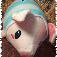 Poogie Plush- Capcom