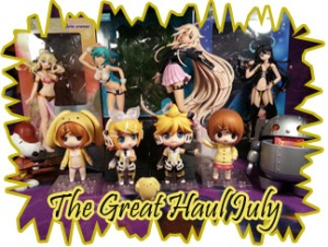 Great Haul July