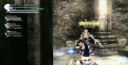 Last Story Gameplay 2 combat