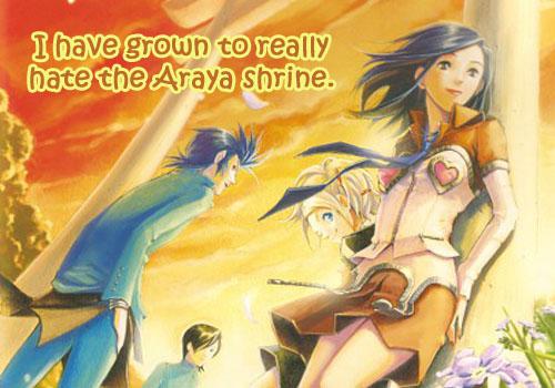 Arayashrine