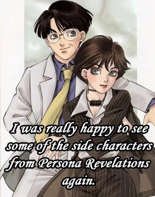 Persona Revelations