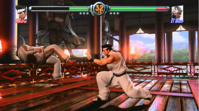 Akira gameplay
