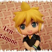 Len Kagamine - Family Mart Nendoroid