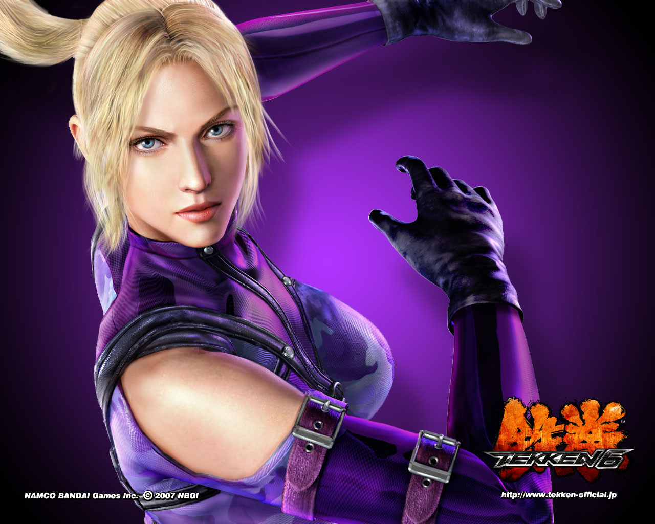Tekken 6 Hd Wallpaper Free Download Full HD Wallpaper