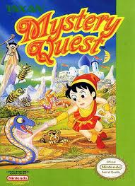 Mystery Quest NES
