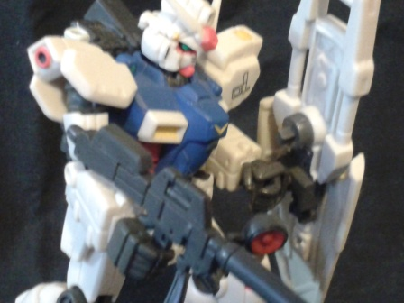 GP01 Battle ready