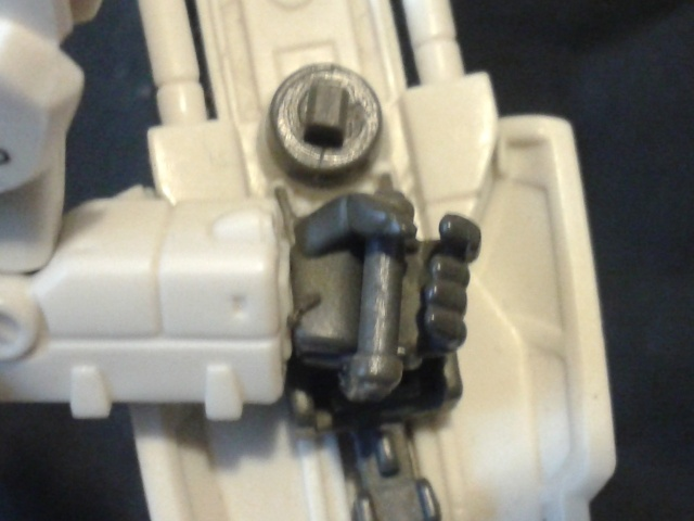 GP01 Shield Grip
