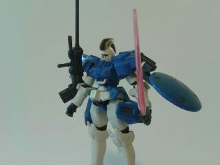 Tallgeese II Body shot