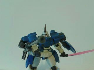 Tallgeese II Rifle armed