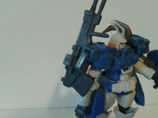 Tallgeese II Rifle unarmed