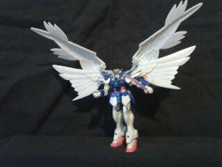 wing unit fanned wings
