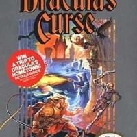 Castlevania III Dracula's Curse (NES)