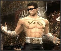 Johnny Cage MK 2011