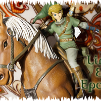 Link & Epona- First 4 Figures