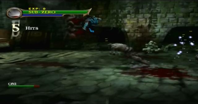 MK Shaolin Monks gameplay