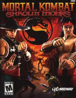 MK Shaolin Monks Logo