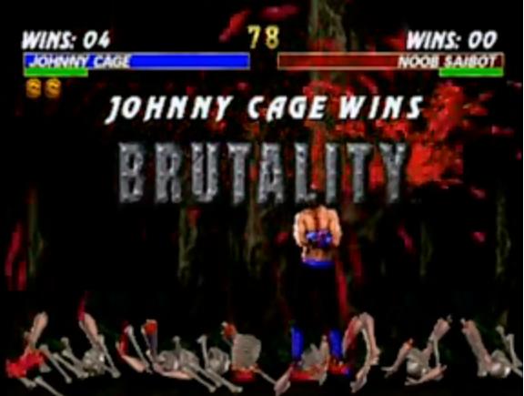 MK Trilogy Brutality