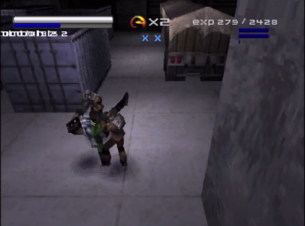 Mortal Kombat Special Forces Gameplay