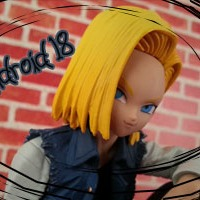 Android 18 Banpresto