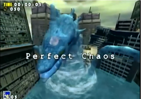 Super Sonic Perfect Chaos