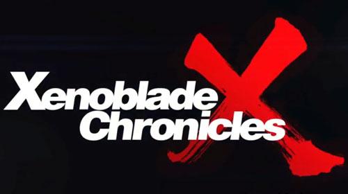 Xenoblade chroniclesX Logo
