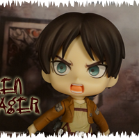 Eren Yeager Nendoroid- Good Smile Company