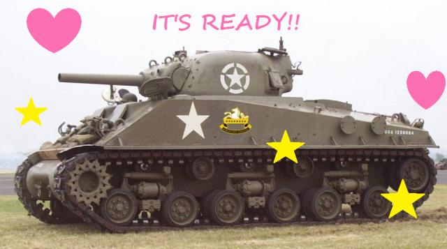 iTS READY