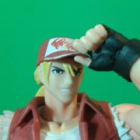 "Tamashii Nations Terry Bogard ""King Of Fighters"" D Arts Action Figure"