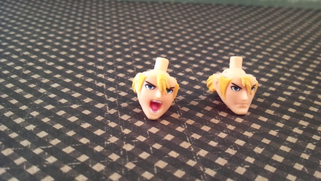 Alternate heads