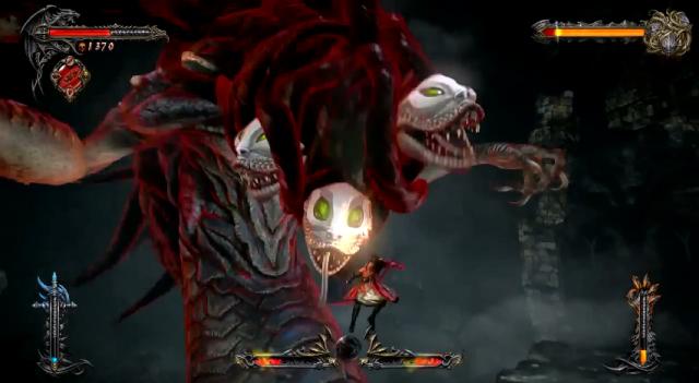 Medusa Boss Battle