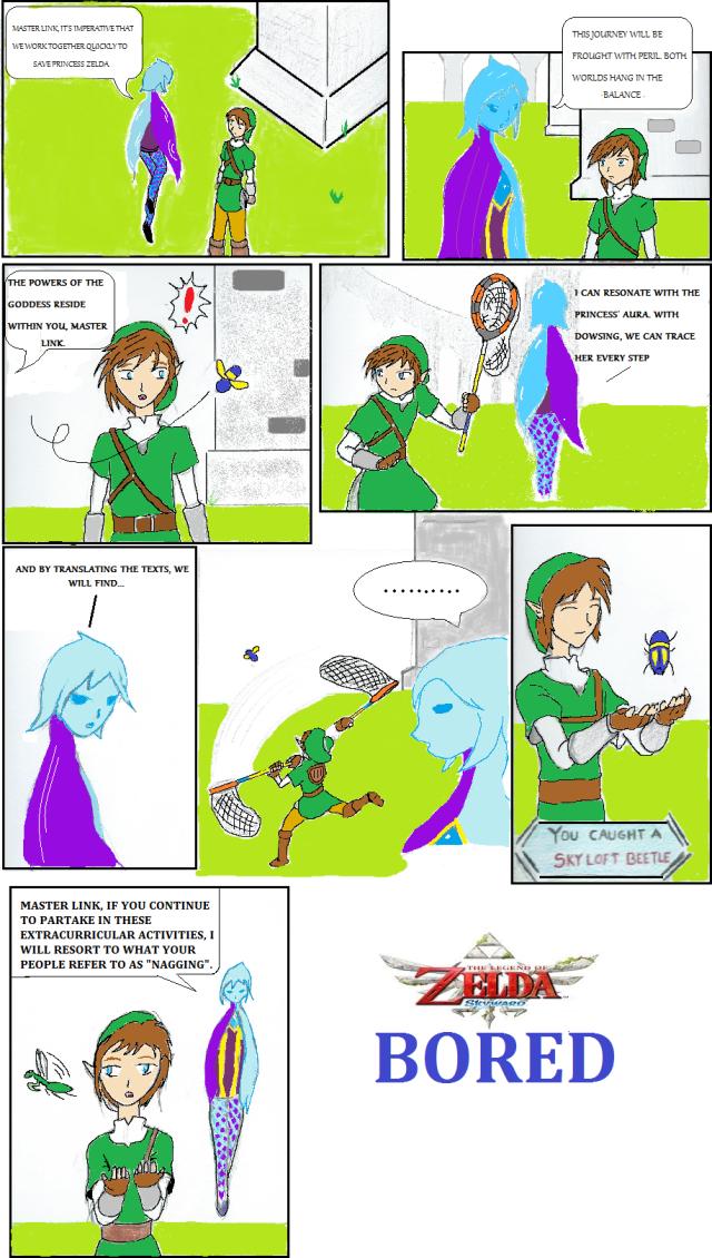 Main Comic