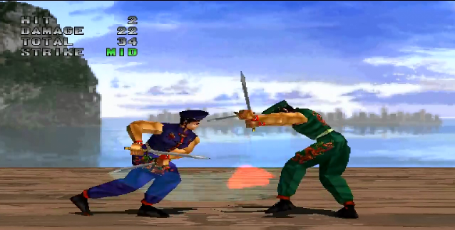 Dynasty Warriors fighting game