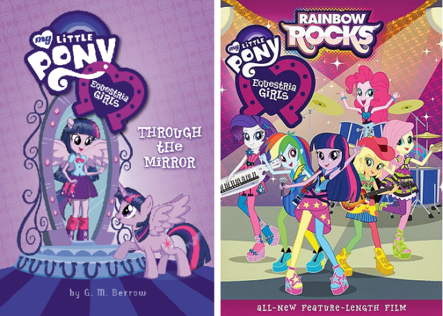 Equestria Girls and Rainbow Rocks