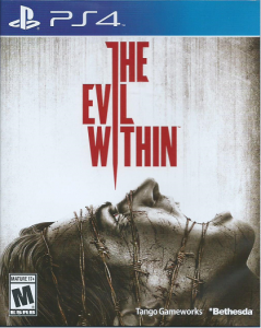 The Evil Within Cover art