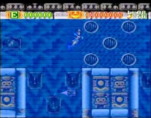 Gameplay 5 swimming