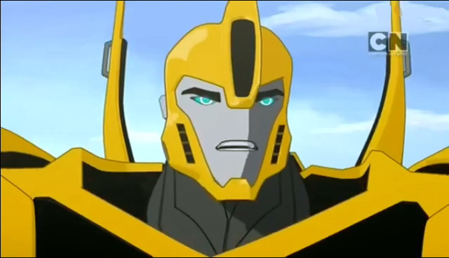 transformers robots in disguise characters bumblebee