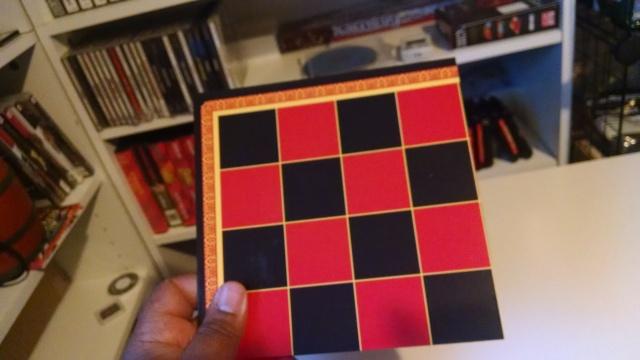 Folded Board