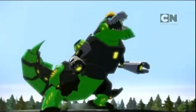 Grimlock Dino